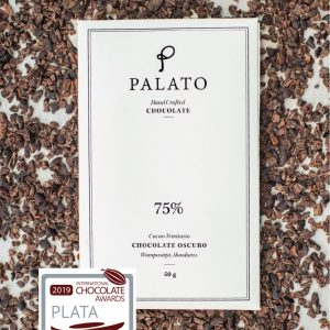 Palato 75% Dark Chocolate Bar