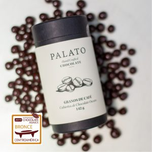 Palato Dark Chocolate Covered Coffee Beans