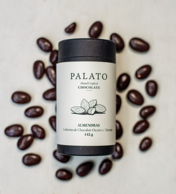 Palato Dark Chocolate Covered Almonds