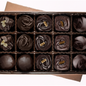 Sweet Vegan Assorted Chocolate Truffles