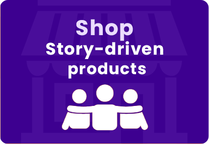 Shop Story Driven Products