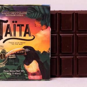 Taita Dark Chocolate 80% Cacao Cocoa - 40g