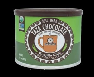 Taza Guajillo Chili - Hot Chocolate Mix Tin - 10oz
