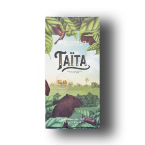 Taita 60% - Dark Chocolate Bar 80G