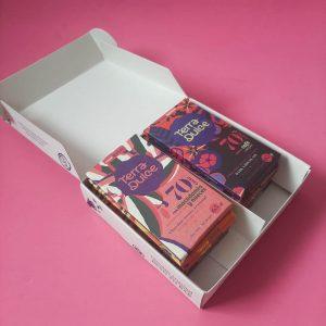 Dark Chocolate Gift Box Pack of 6